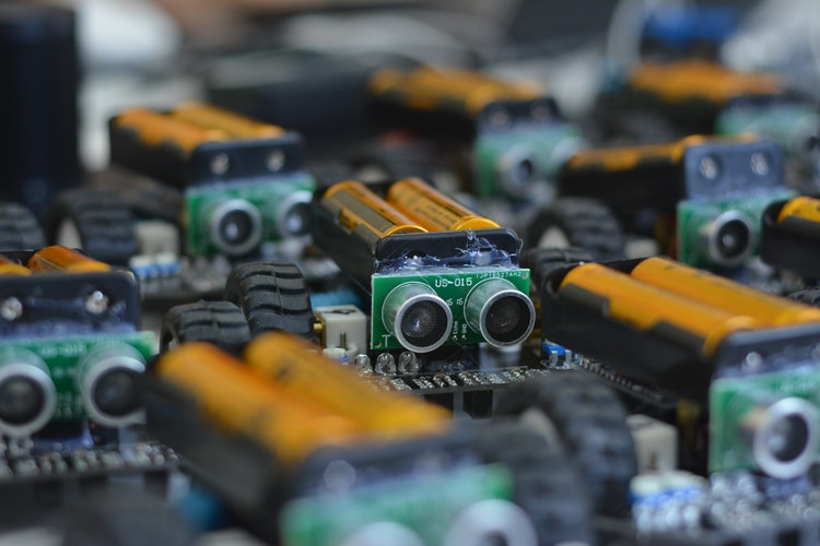 Battery - 8 Undeniable Benefits of Robots in the Oil and Gas Industry