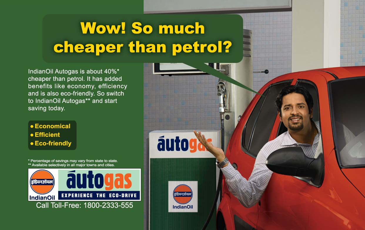 Autogas Indian Oil